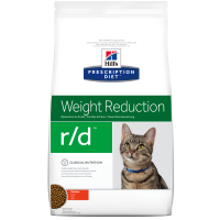 Hills Prescription Diet Feline RD Weight Reduction Chicken Dry Cat Food