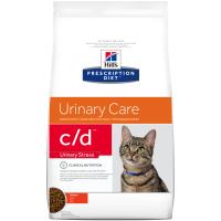 Hills Prescription Diet CD Stress Urinary Care Dry Cat Food Chicken