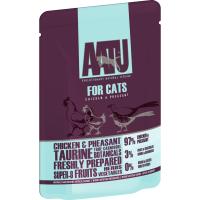 AATU For Cats Chicken & Pheasant Wet Pouches