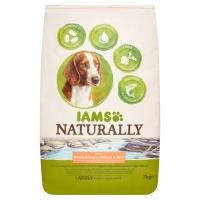 Iams Naturally North Atantic Salmon & Rice Adult Dog Food