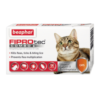 Beaphar FIPROtec Combo Flea Spot on For Cats
