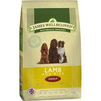 James Wellbeloved Lamb & Rice Adult Dog Food