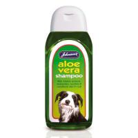 Johnsons Aloe Vera Dog Shampoo