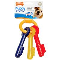 Nylabone Puppy Keys Teething Chew Toy