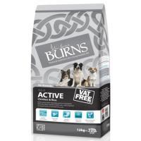 Burns Active Chicken & Rice Adult Dog Food