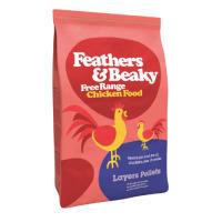 Feathers & Beaky Free Range Layers Pellets