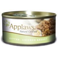 Applaws Chicken Breast Can Kitten Food