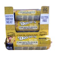 Davies Chicken Chub for Dogs