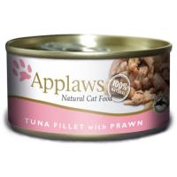 Applaws Tuna Fillet & Prawn Adult Cat Food