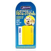 Johnsons Dog & Cat Flea & Grooming Comb