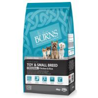 Burns Original Chicken & Rice Toy & Small Breed Adult Dog Food