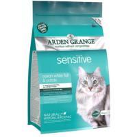 Arden Grange Sensitive Ocean Fish & Potato Adult Cat Food