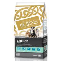 Burns Choice Fish & Maize Adult & Senior Dog Food