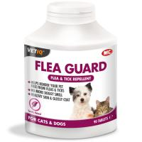 Mark & Chappell VetIQ Flea Guard for Cats & Dogs