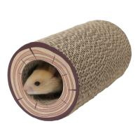 Rosewood Shred A Log Corrugated Tunnel Toy