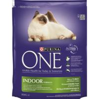 Purina ONE Turkey Indoor Adult Cat Food
