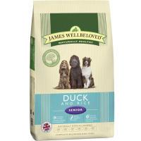 James Wellbeloved Duck & Rice Senior Dog Food
