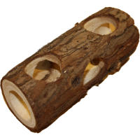 Happy Pet Wooden Adventure Tunnel