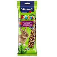 Vitakraft Kracker Wild Berry & Elderberry Rabbit Sticks