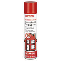 Extra Long Lasting Household Flea Spray