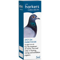 Harkers Harka-Mectin Endectocide Parasite Treatment for Pigeons