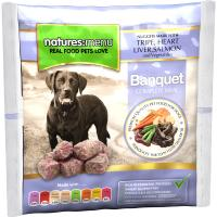 Natures Menu Complete Banquet Nuggets Raw Frozen Dog Food