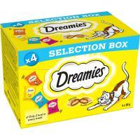 Dreamies Cat Treats Selection Box