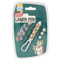 Good Girl Christmas Laser Pen Cat Toy