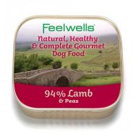 Feelwells Lamb & Pea Wet Dog Food