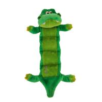 Outward Hound Invincibles Squeaker Palz Gator Dog Toy