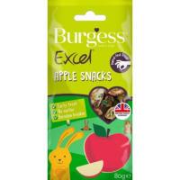 Burgess Excel Apple Snack Small Animal Treats