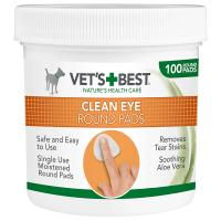 Vets Best Cleansing Eye Pads for Dogs