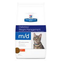 Hills Prescription Diet Feline MD Diabetes & Weight Management Dry Cat Food