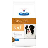 Hills Prescription Diet KD Kidney Care Dry Dog Food