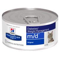 Hills Prescription Diet Feline MD Canned Liver
