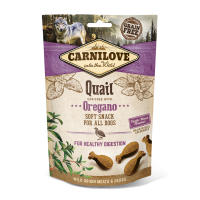 Carnilove Semi-moist Snack Quail with Oregano Dog Treat