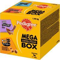 Pedigree Mixed Variety Selection Box Small Dog Treats