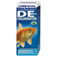 King British De-Chlorinator Water Treatment