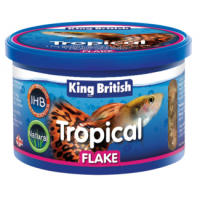King British Tropical Flake Fish Food