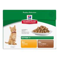 Hills Science Plan Wet Kitten Food