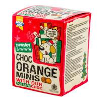 Good Boy Chocolate Orange Minis Dog Christmas Treats
