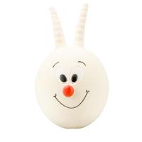 Snowman Lobber Christmas Dog Toy