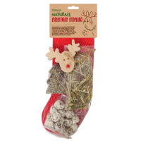 Rosewood Naturals Christmas Stocking for Small Pets