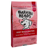 Barking Heads Beef Waggington Adult Dog Food