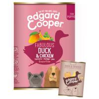 Edgard & Cooper Duck & Chicken Grain Free Puppy Food