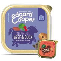 Edgard & Cooper Beef & Duck Grain Free Wet Adult Dog Food