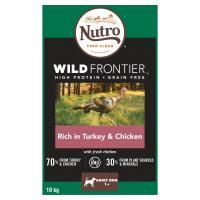 Nutro Wild Frontier Turkey & Chicken Dry Medium Adult Dog Food