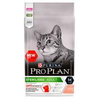 PRO PLAN OPTISENSES Sterilised Salmon Adult Dry Cat Food