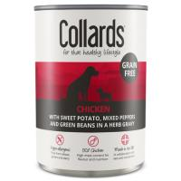 Collards Grain Free Chicken In Gravy Wet Adult Dog Food
