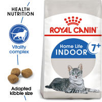 Royal Canin Indoor 7+ Adult Senior Dry Cat Food
